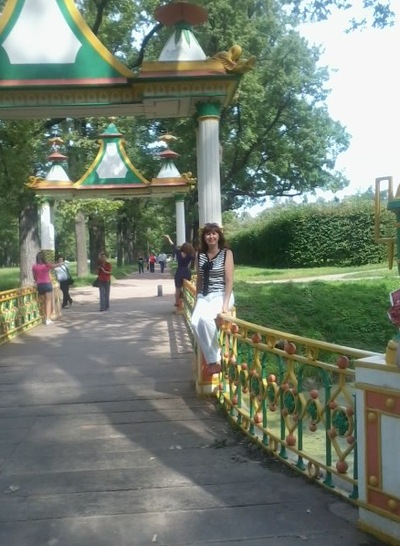 Елена Иванова, 29 октября , Санкт-Петербург, id36924865