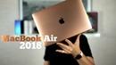 Распаковка Macbook Air 2018 (2018)