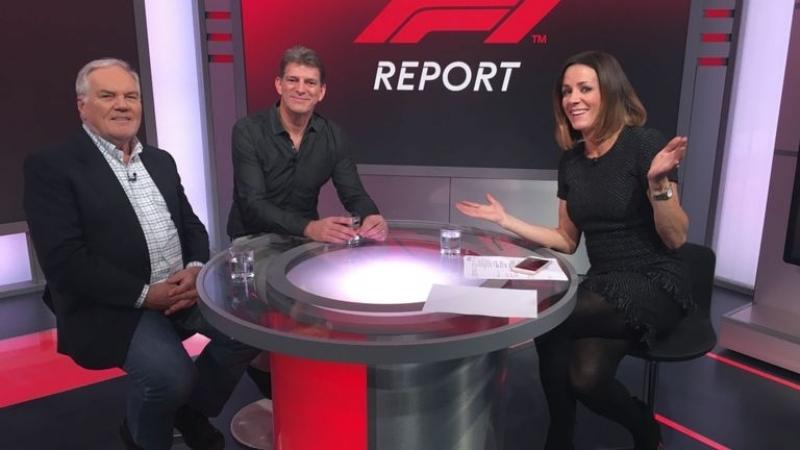 Live: Sky Sports F1 - F1 Report