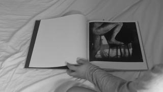 SALLY MANN Book Leafing by Lior Hilzenrat
