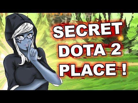 Dota 2 Tricks TOP SECRET DOTA 2 PLACE!