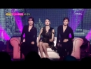 140301 Sunmi feat Lena Full Moon@Music Core