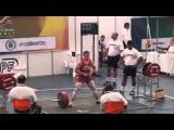 Всемирные Игры 2013, Кали. Становая тяга средней весовой категории