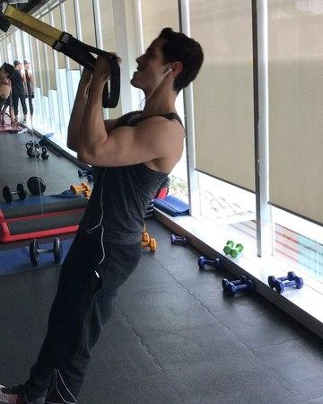 "Christian Chávez on Instagram: ""Y así los sábados ... noexcuses nopainnogain gymlife fitnessmotivation"""