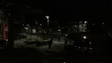 В Мариуполе ночью устанавливают карусель за 1,5 миллиона