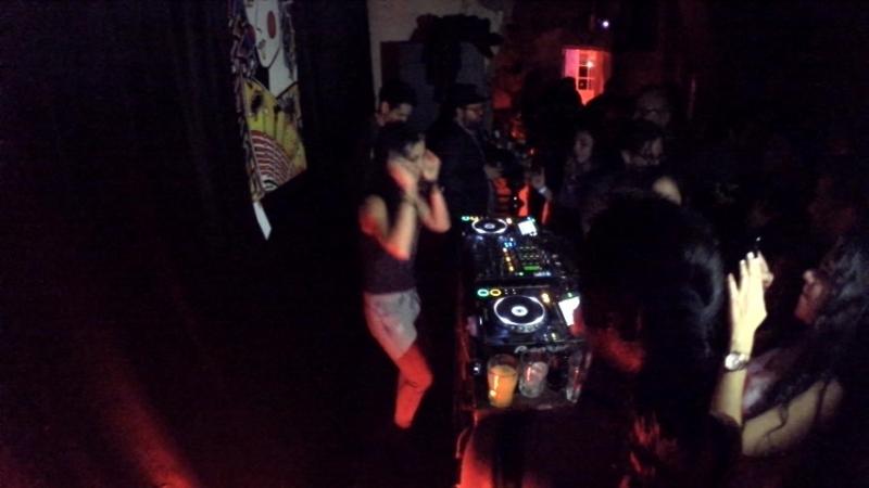 IRA ANGE Americana Club Social [Mexico City 3 FEB]