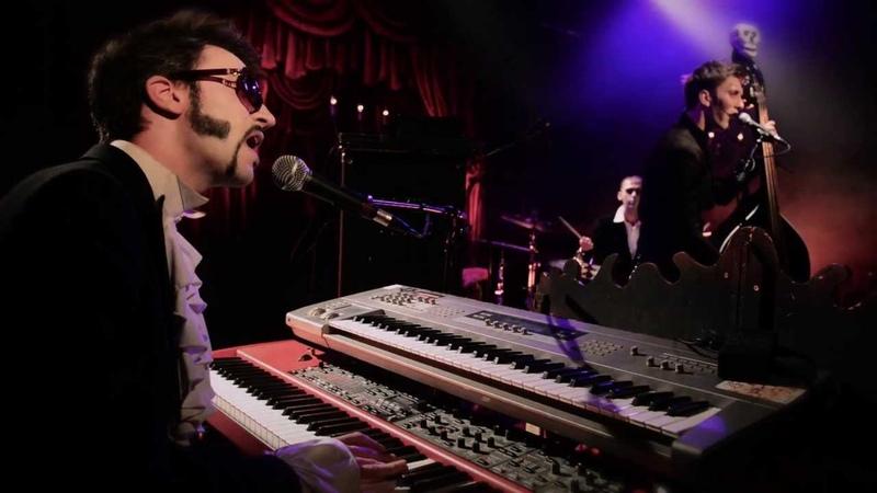 Mac Abbé le Zombi Orchestra LIVE - C'que t'es belle