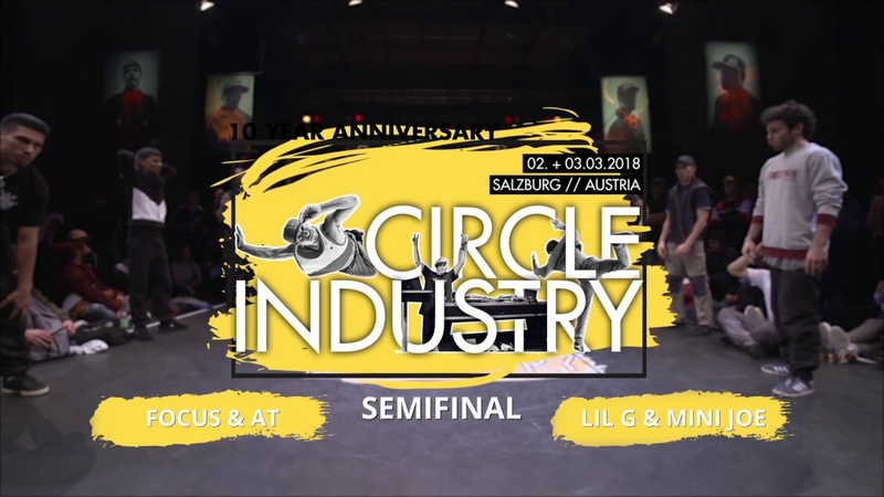 Sunni Spin VS Chey Husky Husk | SEMI FINAL ►CIRCLE INDUSTRY◄ CHECKMATE 2018