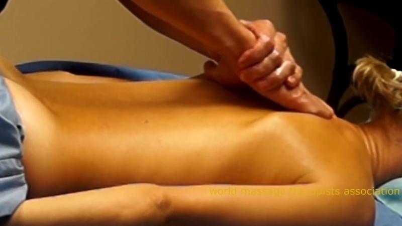 Worlds Best Massage, Back, Deep Tissue, visual asmr