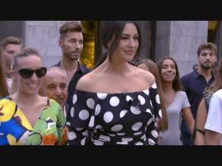 Monica bellucci - dolcegabbana spring summer 2019 advertising campaign by alex majoli