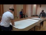 Теннис для незрячих. Год спустя. Снежинск (2018.09.11)