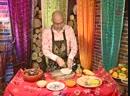 Телекафе Кухни мира Бенгальская Салат Камасутра Горячая закуска для Махараджи Оленина с соусом карри и рисом