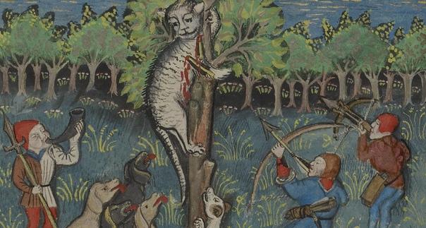 В Европе вплоть до середины XVII века охота была не только формой развлечения, но еще и крайне опасным спортом Безопасность не была гарантирована даже королям.Поклонники «Игры престолов»,