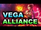 ALLIANCE vs VEGA - I Can't Believe It's Not Summit! - 7.20e DOTA 2