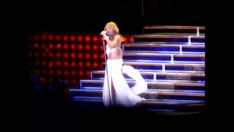 Toni Braxton Un'break my heart(live 2009)