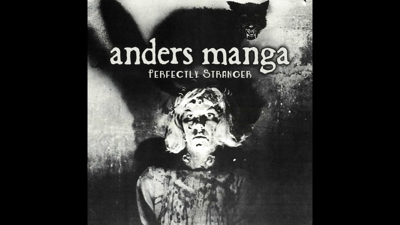 ANDERS MANGA - Cold Dark Eyes Of Fear (Official Audio)