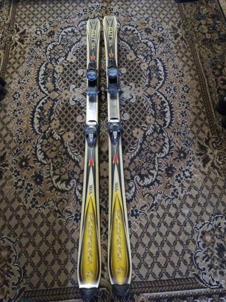 Продам лыжи ,ростовка 160