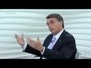 Bolsonaro no Roda Viva Como se fala PEIXE BOLA GATO em INGLÊS