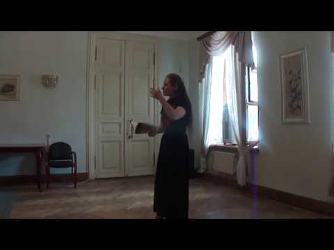 Любо - ладно. Автор и исполнитель Татьяна Лебедь. С концерта в Москве 20.07.2018 года.