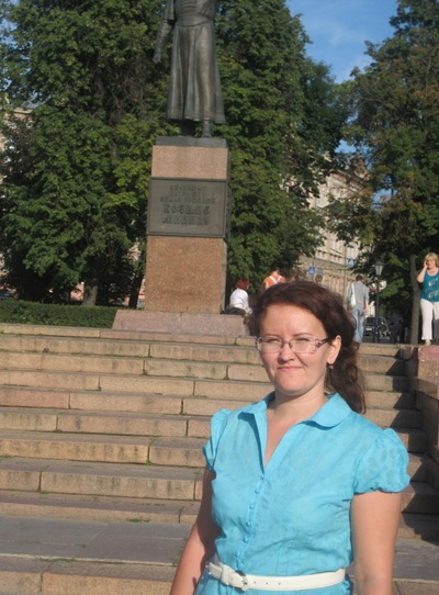 Анна Яркаева, 15 января , Казань, id129024617