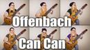 Can Can (Offenbach-Koshkin) on 10 string guitar