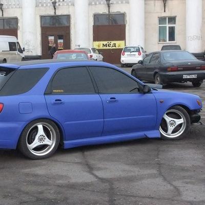 Subaru Impreza-Wrx-Sti, 14 ноября 1988, Красноярск, id216190693