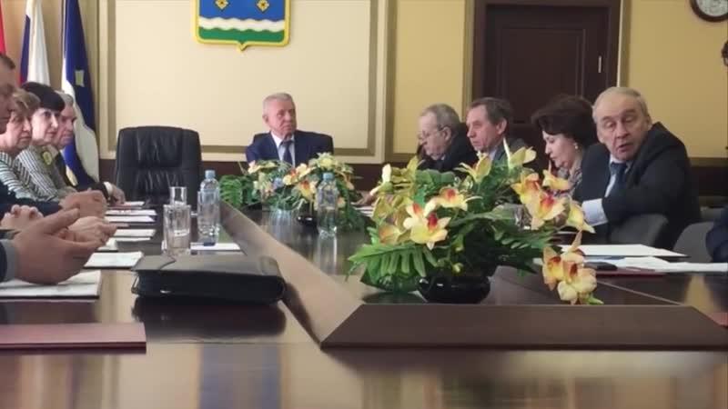 Ступинский Совет депутатов боится своих избирателей