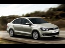 Езда тест-драйв Фольксваген Поло Седан Volkswagen Polo Sedan