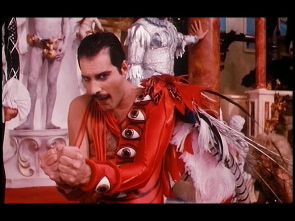 QUEEN: It's A Hard Life HD Remaster The Best Song OPUS MASTER Of Freddie Best Clip