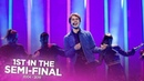 Eurovision: Winners in the Semi-Finals