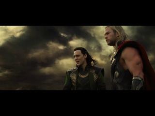 Тор: Царство Тьмы/ Thor: The Dark World (2013) Дублированный трейлер №2