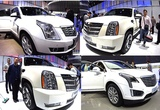 TOP 3 2016, 2017 Cadillac SUVs Cadillac Escalade, XT5, SRX All new 2016, 2017 model