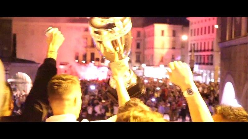 Trailer CAMPION1 Il Santo nel pallone storia di una città in B Il Documentario Parte 2