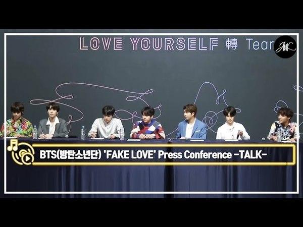 [Eng Sub in PROGRESS 12 Mins] BTS - Full Press Conference in Korea 180524
