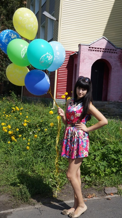 Екатерина Юрьевна, 2 апреля , Новосибирск, id67406825