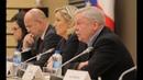 Colloque « de la délinquance à l'ensauvagement ? » présidé par Marine Le Pen.