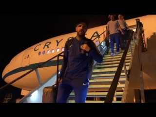 The Blues have [finally] landed in Perth! CFCinPerth