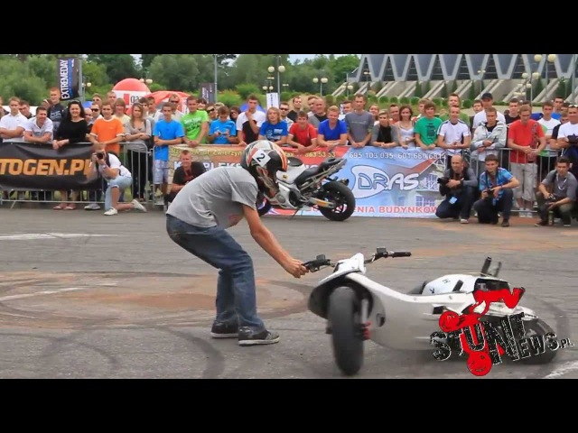 Extreme Day Rzeszów 2011 Sickest Trick Emil Krzyżkoń Krzysztoń