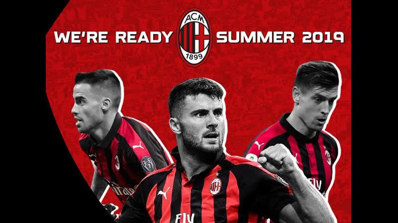 Acmilan on the International Champions Cup this summer! ⠀⠀⠀⠀⠀⠀⠀