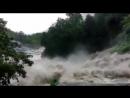 Чудовищное наводнение в Индии.The monstrous flood in India