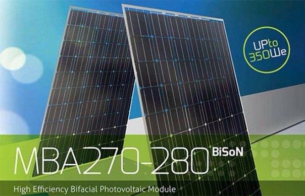 Двухсторонние солнечные панели почти вдвое эффективнее на заснеженных территориях