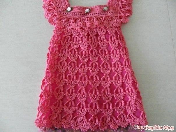 Детское платье Перо Ангела (9 фото) - картинка