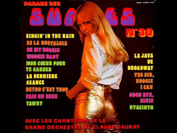 Parade des succès n°30 - 09 - Be My Boogie Woogie Baby (Vygson 10244-09)