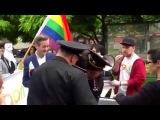 17.05.2014: В Кишиневе сорвали гей парад ( горожане собрались на стихийный митинг)