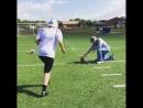 Texas Elite Women's Football   Working on eliminating mistakes