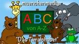 ABC Lied ( ABC Song) - Alphabet deutsch lernen - Kinderlieder deutsch - muenchenmedia