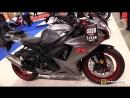 2018 Suzuki GSX R600 Walkaround 2018 Toronto Motorcycle Show
