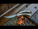 Нож Бабочка ЧАСТЬ-1