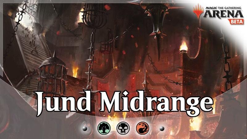 NEW Rakdos Midrange Deathtouch Chainwhirler Combo - Bo3 MTG Arena RNA Standard Gameplay Deck Guide