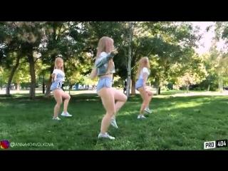 X_-_J_Balvin___Nicky_Jam._Choreo_by_Anna_Volkova.